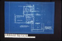 Second floor plan :Sheet no. 2. (3)