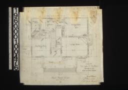 First floor plan :2.