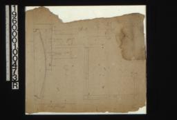 Detail drawings of shingles.