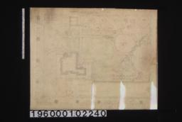 Garden plan\, scheme no. 1 :Sheet no. 19.