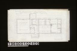 First floor plan : Sheet no. 2\, (2)