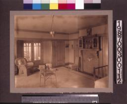"""Aunt Julia"" Huggins's bedroom. (2)"