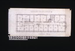New third floor plan : No. 3.