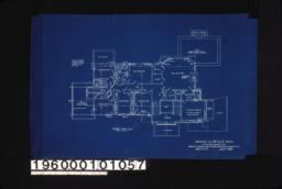 Second floor plan :Sheet no. 3.