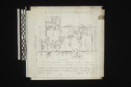Ground floor plan of keeper's house :Sheet no. 2\,