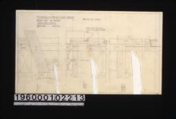 F.S. details of double-hung windows -- head\, jamb\, sill :Sheet no. 11.