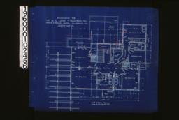 2nd floor plan :Sheet no. 3. (9)