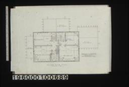 Second floor plan. (4)