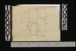 Sketch of first floor plan (4)