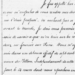 Document, 1782 February 10