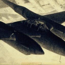 Unidentified studies.Airplanes