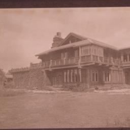 [Adelaide M. Tichenor house...