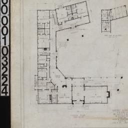 Residence of Mrs. Dudley P....