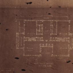 Residence for W.E. Hamlin, ...