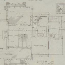 Residence for Louis K. Hyde...