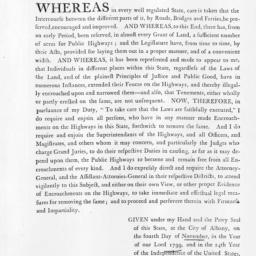 Document, 1799 November 04