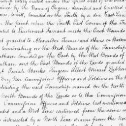 Document, 1771 June 12