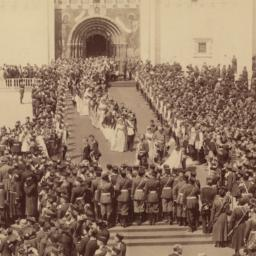 Coronation. Photograph, Cer...