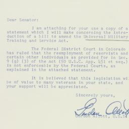 Letter: 1956 February 28