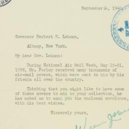 Envelope: 1940 September 24