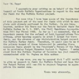 Letter: 1954 June 18