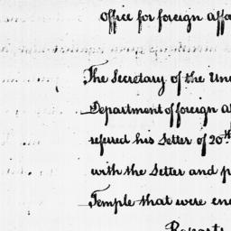 Document, 1788 May 26