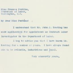 Letter: 1935 May 4