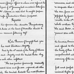 Document, 1786 March 22
