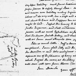 Document, 1786 May 06