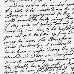 Document, 1779 July 13