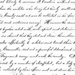 Document, 1781 July 11