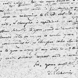Document, 1796 July 15