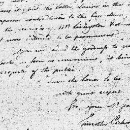 Document, 1797 July 10