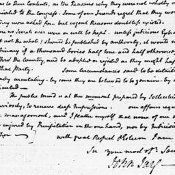Document, 1798 April 10