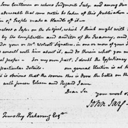 Document, 1797 April 19