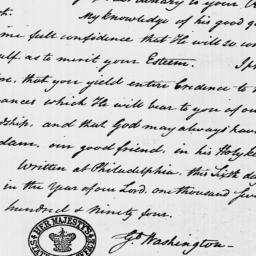 Document, 1794 May 06