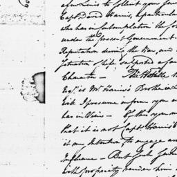Document, 1789 April 22