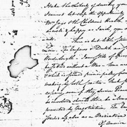 Document, 1785 January 05