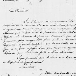 Document, 1788 August 11