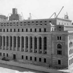 Butler Library Construction 25