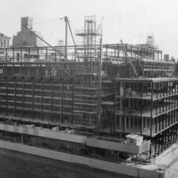 Butler Library Construction 15