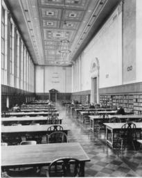 Main Reading Room Looking East