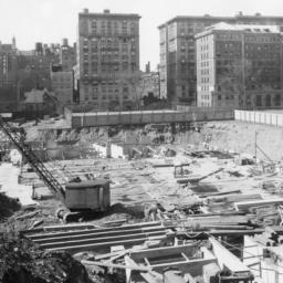 Butler Library Construction...