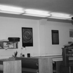 Conservation Work Room