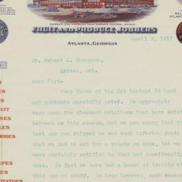Bell Brothers. Letter