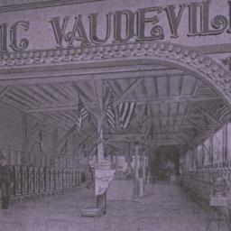 Automatic Vaudville Parlor....