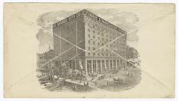 Quaker City Cold Storage & Warehouse Co.. Envelope - Recto