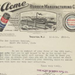 Acme Rubber Manufacturing C...