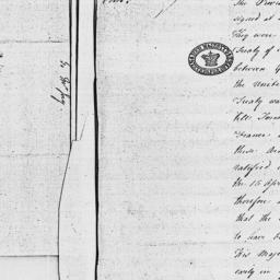 Document, 1794 August 05