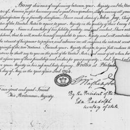 Document, 1794 May 05
